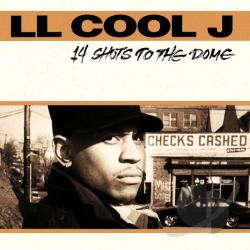 L.L. Cool J - 14 Shots to the Dome CD Cover Art