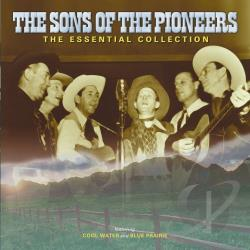 Sons Of The Pioneers - Essential Collection CD Cover Art