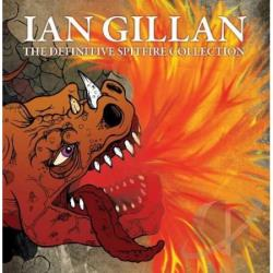 Gillan, Ian - Definitive Spitfire Collection CD Cover Art