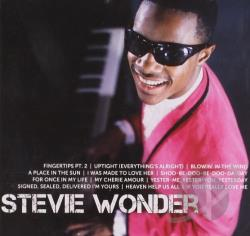 Stevie Wonder Icon Cd Album Mp3