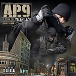 AP.9 - Relentless CD Cover Art