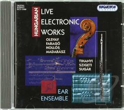 Hungarian Electronic Works - Hungarian Electronic Works CD Cover Art