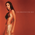 Braxton, Toni - Heat CD Cover Art
