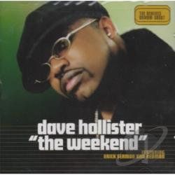 Hollister, Dave - This Weekend CD Cover Art