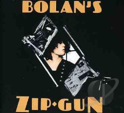 T. Rex - Bolan's Zip Gun CD Cover Art