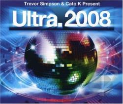 Ultra 2008 CD Cover Art