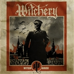 Witchery - Witchkrieg CD Cover Art