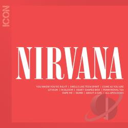 Nirvana - Icon CD Cover Art