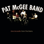 Pat Mcgee Band - Live Acoustic From The Barns DB Cover Art