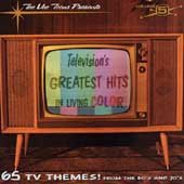 Television's Greatest Hits Vol. 5 - Television's Greatest Hits, Vol. 5: In Living Color CD Cover Art