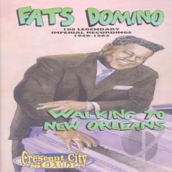 Domino, Fats - Walking to New Orleans CD Cover Art