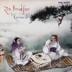 Karunesh - Nirvana Cafe CD Cover Art