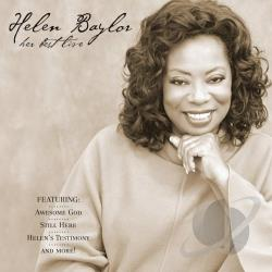 Baylor, Helen - Bootleg Series Vol. 6: Live 1964 - The Philharmonic Hall Concert. CD Cover Art