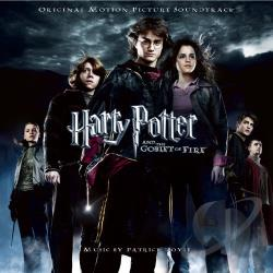 Doyle, Patrick - Harry Potter & The Goblet Of Fire CD Cover Art
