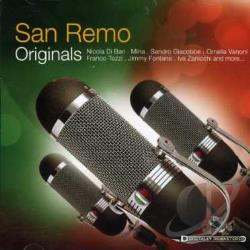 San Remo: Originals CD Cover Art