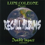 Coleone, Luni - Recall Albums CD Cover Art