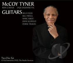 Tyner, Mccoy - Guitars CD Cover Art