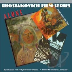 Minatsakanov / Minsk Chamber Choir / Shostakovich - Shostakovich: Music from The Film Alone, Op.26 CD Cover Art