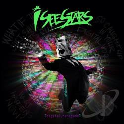 I See Stars - Digital Renegade CD Cover Art