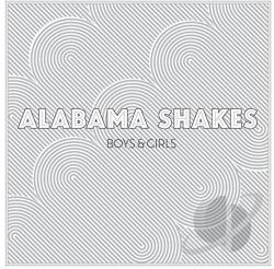 Alabama Shakes - Boys & Girls LP Cover Art