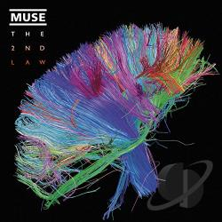 Muse - 2nd Law CD Cover Art