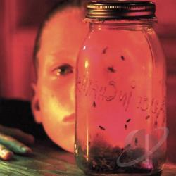 Alice In Chains - Jar of Flies CD Cover Art