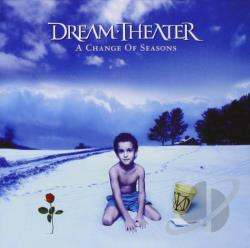 Dream Theater - Change of Seasons CD Cover Art