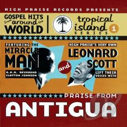 Scott, Dr. Leonard - Praise From Antigua CD Cover Art