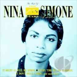 Simone, Nina - Best of the Colpix Years CD Cover Art