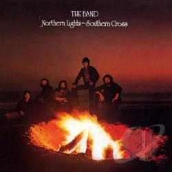 Band - Northern Lights-Southern Cross CD Cover Art