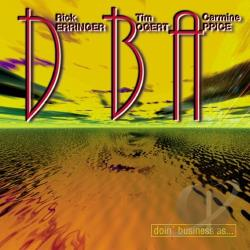 Appice, Carmine / Bogert, Tim / DBA / Derringer, Bogert & Appice / Derringer, Rick - Doin' Business As... CD Cover Art