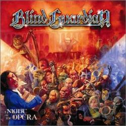 Blind Guardian - Night at the Opera CD Cover Art