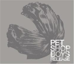 Pet Shop Boys - Release CD Cover Art