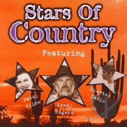 Stars of Country CD Cover Art