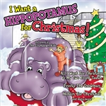 I Want A Hippopotamus For Christmas CD Cover Art