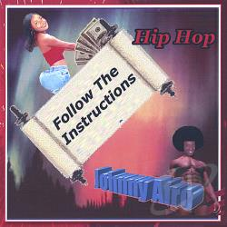 Afro, Jack - Follow the Instructions CD Cover Art