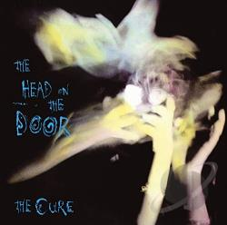 Cure - Head on the Door CD Cover Art