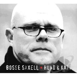 Saxell Bosse - Hund & Katt CD Cover Art