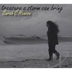 Hanson, Sarah C - Treasure A Storm Can Bring CD Cover Art