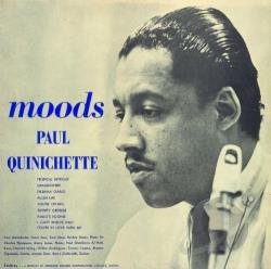 Quinichette, Paul - Plays Quincy Jones CD Cover Art