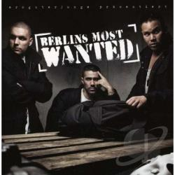 Berlins Most Wanted - Berlins Most Wanted CD Cover Art