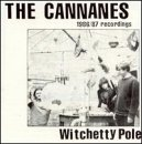 Cannanes - Witchetty Pole CD Cover Art