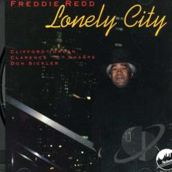 Redd, Freddie - Lonely City CD Cover Art