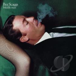 Scaggs, Boz - Middle Man CD Cover Art