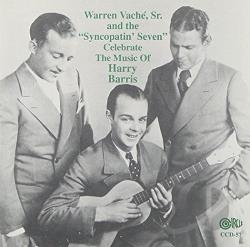 Vache, Warren - Syncopatin Seven CD Cover Art