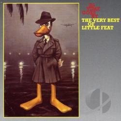 Little Feat - As Time Goes By CD Cover Art