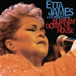 James, Etta - Burnin' Down the House: Live at the House of Blues CD Cover Art