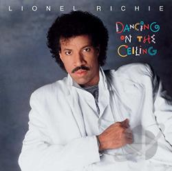 Richie, Lionel - Dancing on the Ceiling CD Cover Art