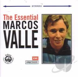 Valle, Marcos - Essential Marcos Valle CD Cover Art