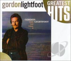 Lightfoot, Gordon - Gord's Gold, Vol. 2 CD Cover Art